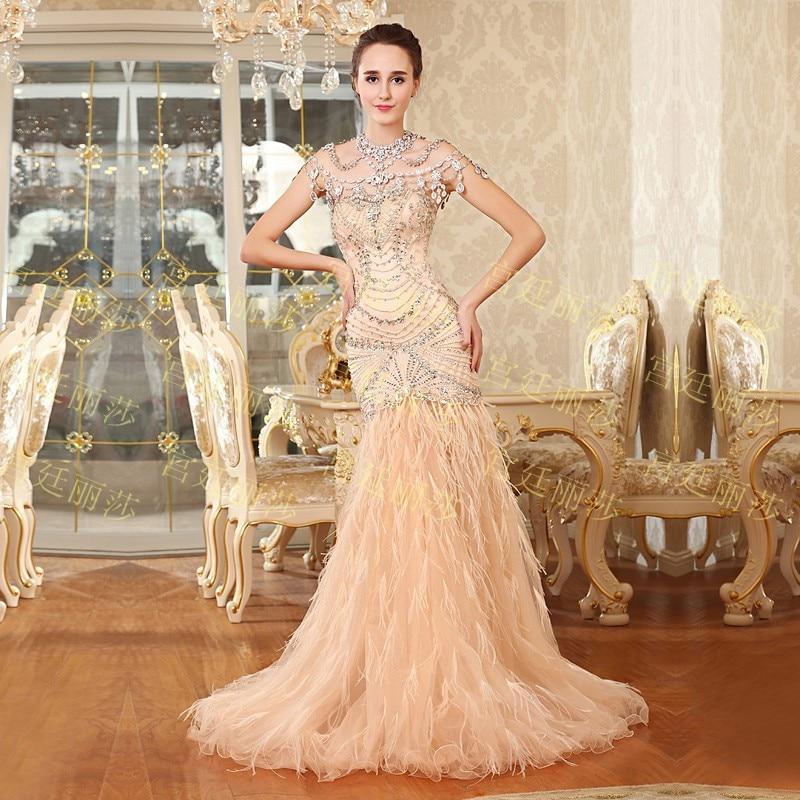 New Luxurious Wedding bridal chain Crystal shoulder chain wedding ...