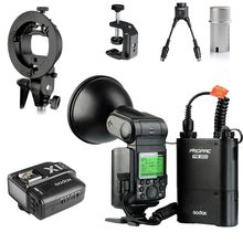 Godox Witstro AD360II+PB960 TTL On/Off-Camera Flash Speedlite + X1T-C  Wireless Trigger For Canon 5D MARK III 650D 600D