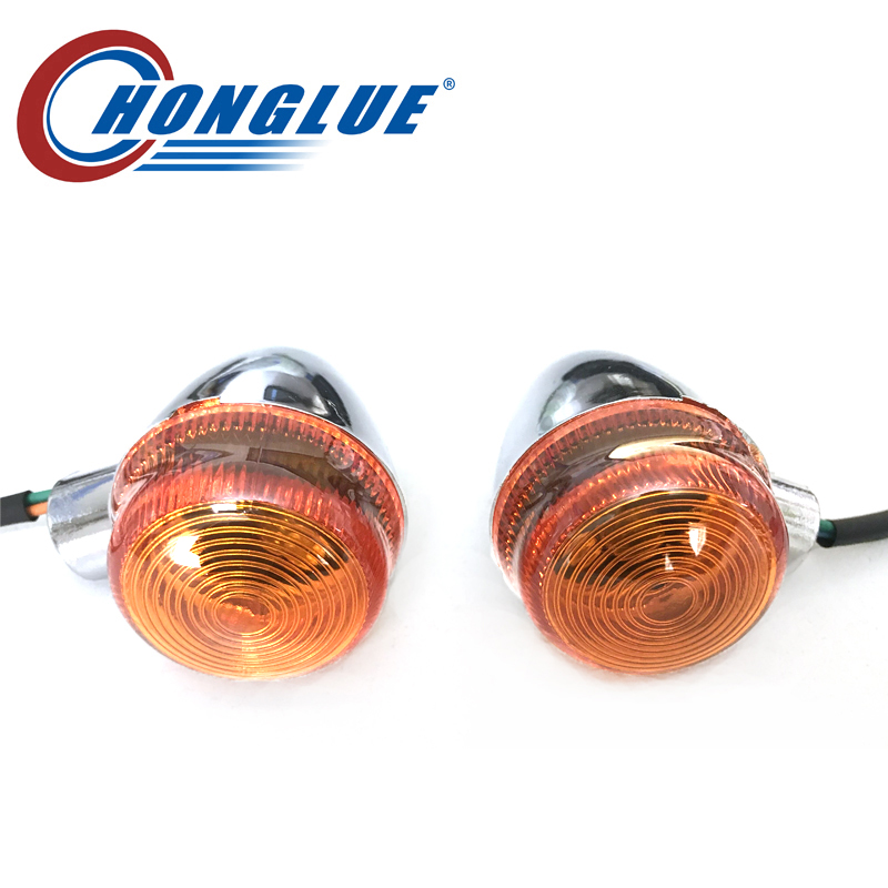 Motorcycle Accessories For Yamaha VINO 5AU Two-stroke Motorcycle Scooter Rear Turn Signal Assembly Rear Turn Lights Signal Light
