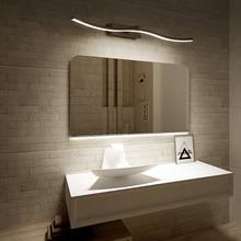 Modern led Mirror headlight Dressing decorative Bathroom wall new design lights for home creative contemporayry mirror lamp