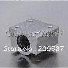 SC16UU SCS16UU(16 мм)(1 шт.) Глубокий шаровой подшипник паза пешлов Блок Линейный блок для ЧПУ