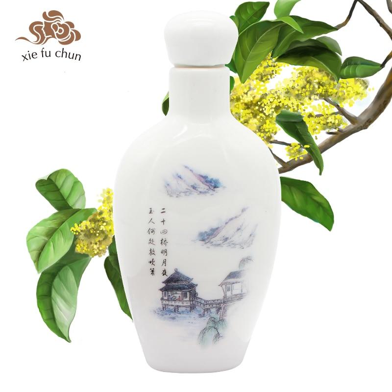 Xiefuchun Chinese Natural Osmanthus Hair Conditioner 35ml Sin lavado - Cuidado del cabello y estilo - foto 5