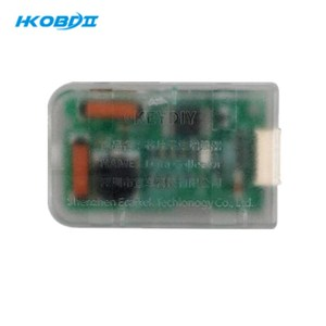 Image 1 - HKOBDII Keydiy KD DATA Collector Easy to collect data from the car for copy chip