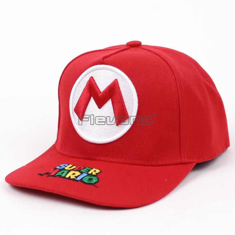 Aliexpress.com   Buy Fashion Summer Super Mario Bros Cosplay Cap Baseball  Snapback Hat For Men Women Hip Hop Caps Hats Cosplay from Reliable Baseball  Caps ... 8460cab9305d