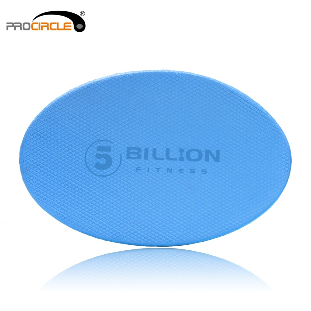 Procircle Knee-Pad Support Your-Yoga-Mat Exercise Works Pilates Thick TPE 2cm with