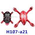100% Original New Hubsan Part H107-A21 H107C Body Shell for Hubsan H107C Mini RC Qudcopter Part
