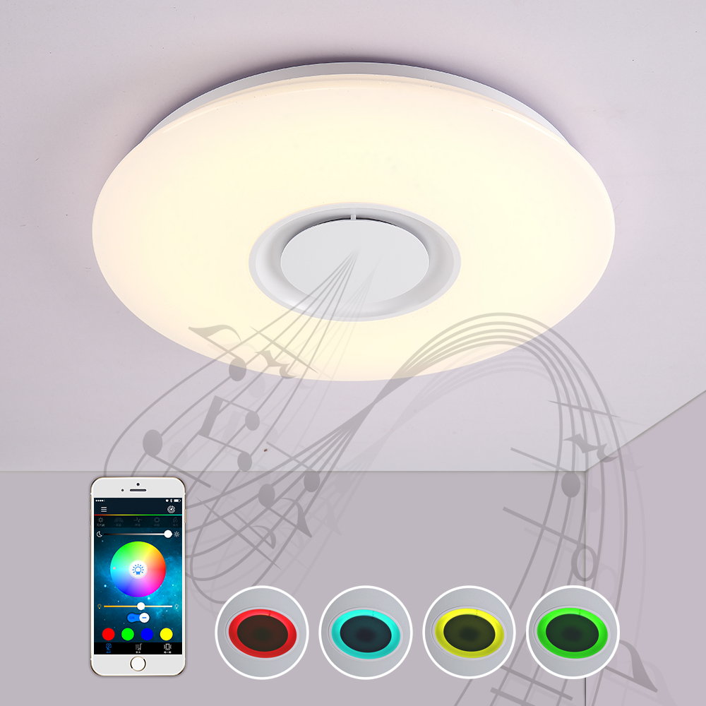 24W - LY Music Light Converter Bluetooth Ceiling Light24W - LY Music Light Converter Bluetooth Ceiling Light