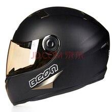 BEON Motorcycle helmet Motorbike motocross Full Face helmet Urban racing Casco Capacete Protective Gear ECE B500