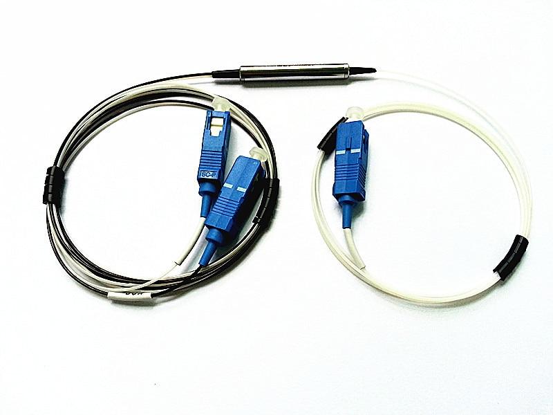 FWDM T1550 tot CATV R1310 + 1490 tot EPON SC