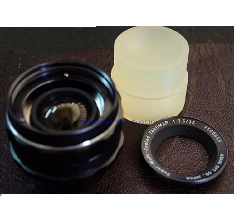 7 шт. упаковка DSLR Объектив камеры резиновый инструмент для ремонта кольцо Снятие фильтра гаечный ключ 37 86 мм Объектив Набор для Canon Nikon sony камеры - 4
