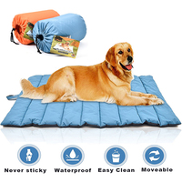 HELLOMOON GO WILD pet bed storage bag packaging waterproof outdoor travel mat Easy to clean beds for large dogs dog beds
