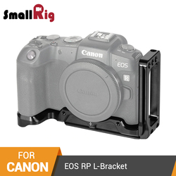 SmallRig L-Bracket Plate for Canon EOS RP Arca-Swiss Standard Side Plate+Baseplate L-Shaped Mounting Plate -2350
