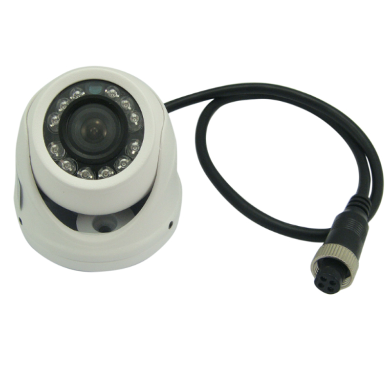 G7202 Night Vision AHD Vehicle Indoor Dome Camera for X7 Mobile HDD DVR with Aviation Connector Without Audio Input настольные игры бэмби мемо достопримечательности россии 7202