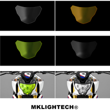 MKLIGHTECH For BMW G310R 2016-2018 G310GS 2017-2018 Motorcycle Headlight Protector Cover Shield Screen Lens motorbikes accessoris abs plastic headlight plastic lamp lens cover protector shield for 2017 2018 bmw g310r g310gs 17 18