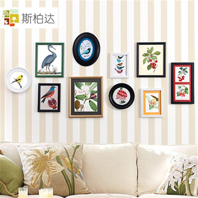 Aliexpress.com : Buy 10 Pieces/set American Village Frames for ...
