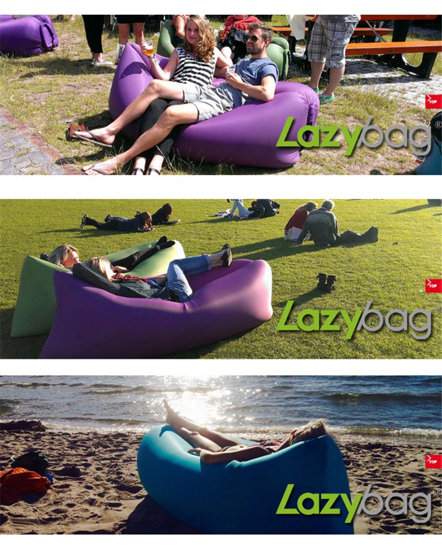 Lazy Inflatable Beanbag Sofa25
