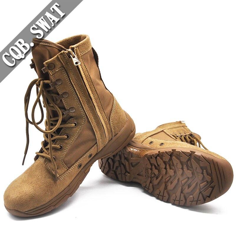 CQB.SWAT Spring Season Military Boots