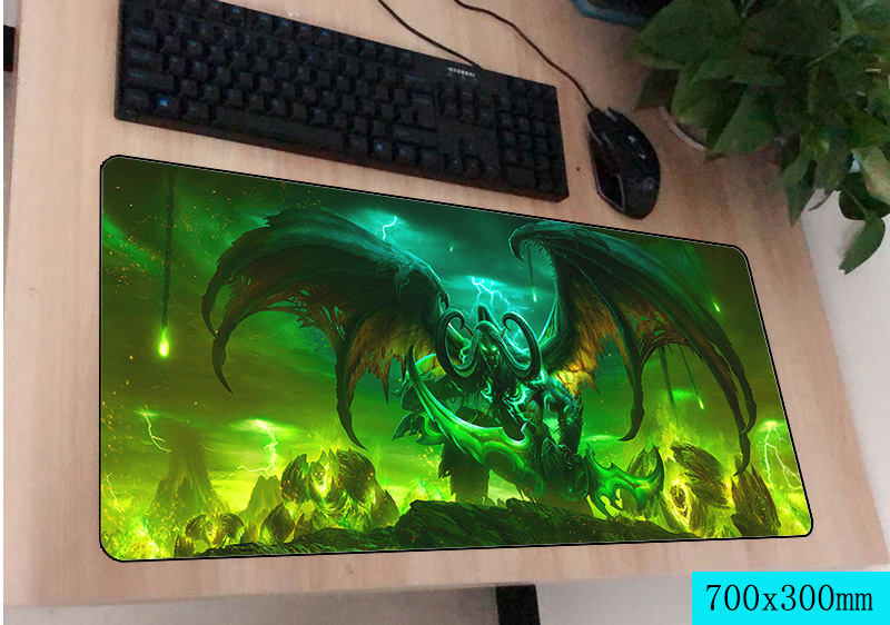 Illidan mouse pad gamer 700x300mm notbook mouse mat large gaming mousepad large best seller pad mouse