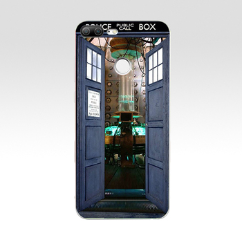 Tardis Doors Open Doctor Who Phone Case For Huawei Honor  7
