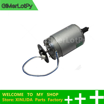 цены GiMerLotPy RM1-7624 Drive Motor For HP M1536 1536 P1606 1606 P1566 1566 Series Printer RM1-7544 RM1-7625