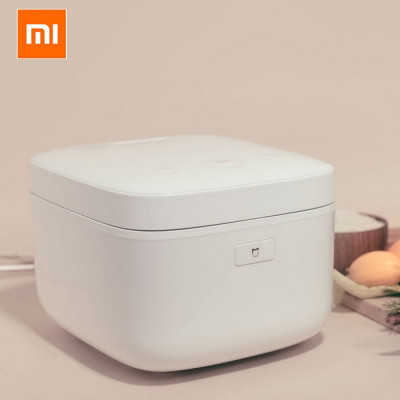 Xiaomi IH Smart Home Electric Rice Cooker 3L alloy cast iron IH Heating pressure cooker multicooker kitchen APP WiFi Control midea original intelligent pressure ih rice cooker white 3l capacity mb wfs3099xm