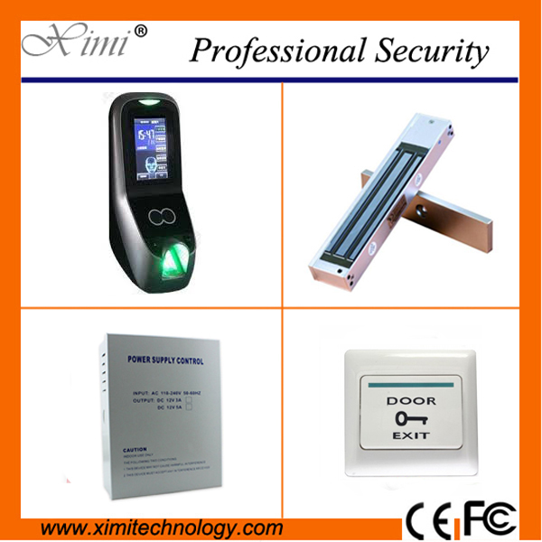 Free software 2000 fingerprint user standalone access control kit tcp/ip infrared camera linux system face access control kit
