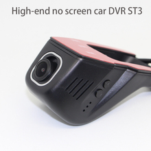 2016 New Wide Angle 1080P DVR WiFi APP Full HD1080P CAR HIDDEN DVR Built-in Wifi APP 12MP Cam SONY 322 sensitization Chip