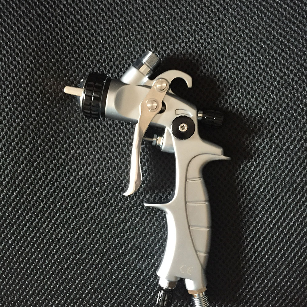 SAT1216 paint spray gun hvlp pneumatic paint gun spray guns for auto painting high pressure professional paint sprayer fujiwara electric spray gun latex paint sprayer paint spray gun paint painting tools pneumatic high atomization 2 5mm