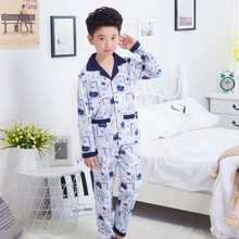 Pyjama pijamas à manches longues pour enfants
