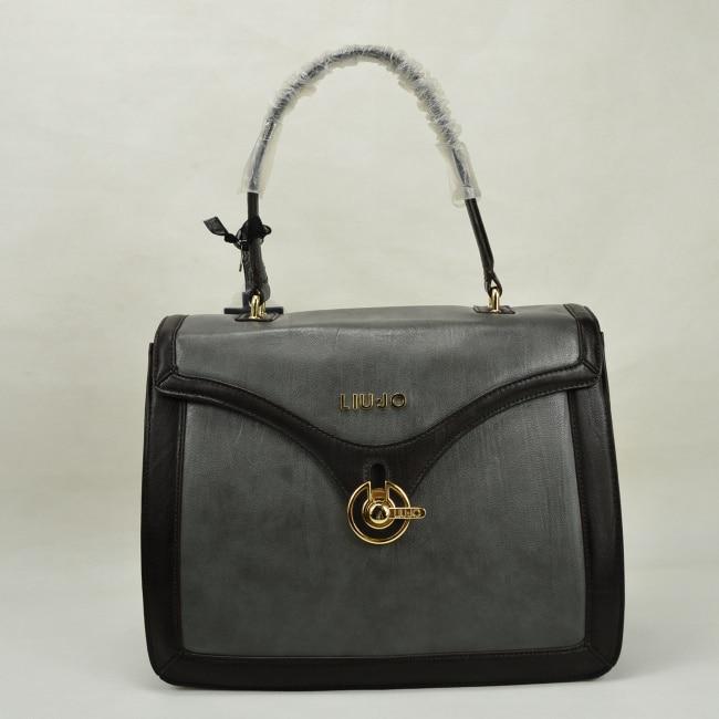 premium selection dd565 9396e Liu jo shoulder bag female handbag beautiful bag-in Top ...