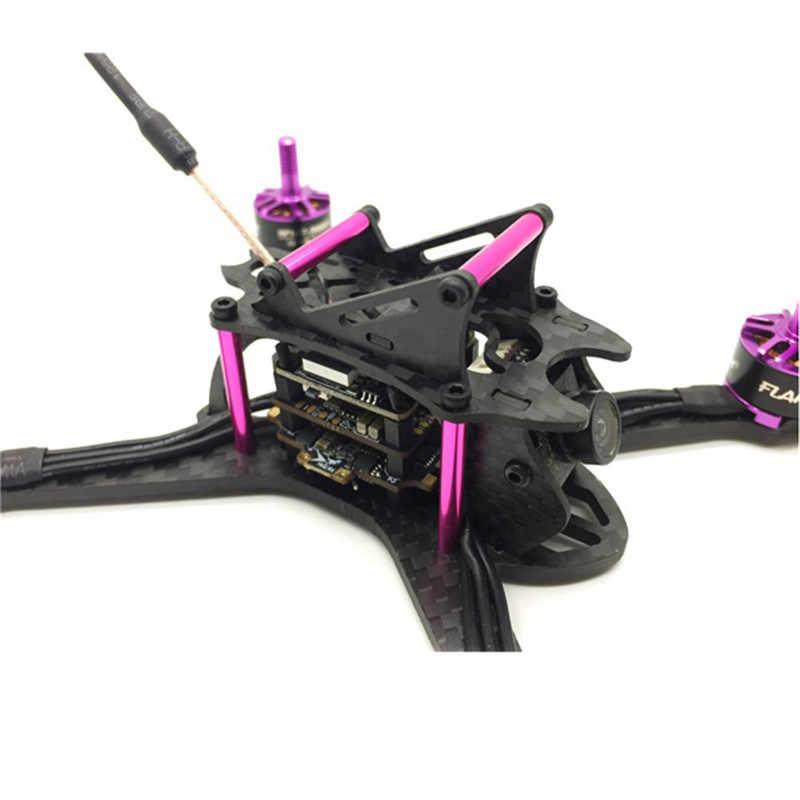 Nuevo HGLRC XJB-145MM FPV Racing RC Drone Quadcopter PNP F4 a 2-4 S 28A Blheli_S CES 25/100 /250 mW VTX de los modelos de RC