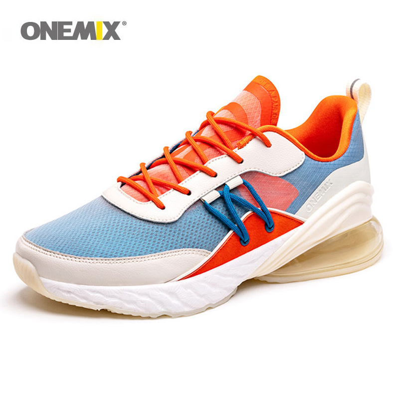 ONEMIX summer sneakers for men running shoe for outdoor jogging shoes shock absorption cushion soft midsole sports ShoesONEMIX summer sneakers for men running shoe for outdoor jogging shoes shock absorption cushion soft midsole sports Shoes