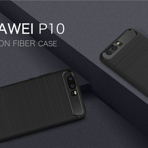 For Huawei P10 case cover Wolf