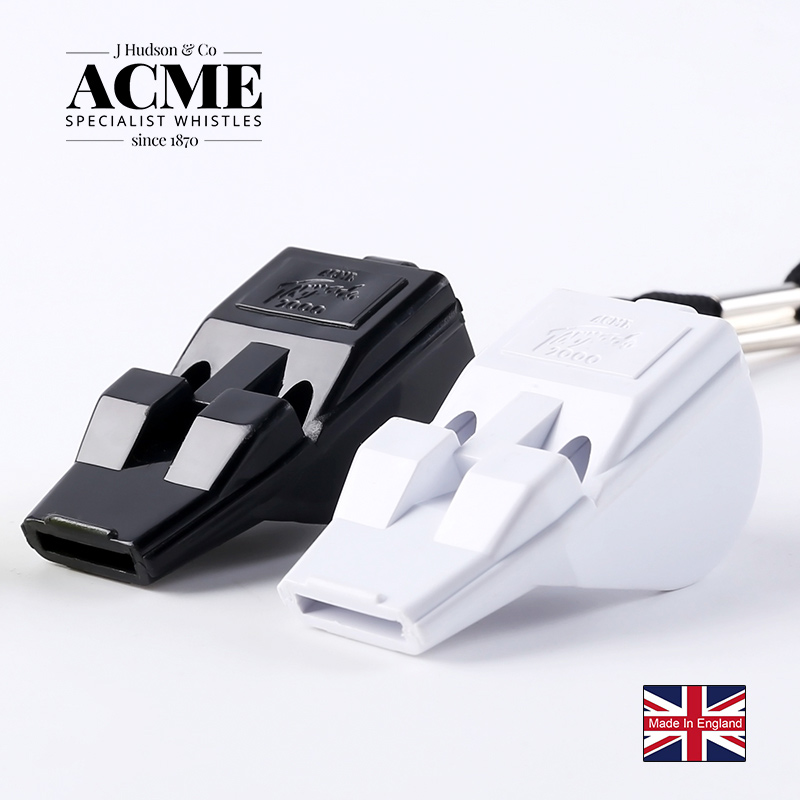 ACME Tornado T2000 Football World Cup Referee Official Special Whistle Coach Training Big Decibel Whistle Sporting Goods