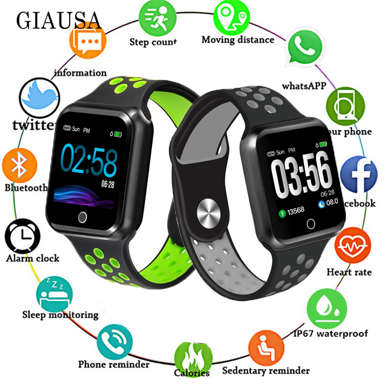 Bluetooth Smart Watch <font><b>S226</b></font> Pk GT88 DM09 DZ09 Heart Rate Monitor Smartwatch for Ios Apple Iphone HUAWEI Phone <font><b>Relogios</b></font> image