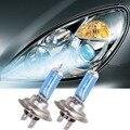 2x H7 Фары Автомобиля Противотуманные фары Лампы Галогенные Лампы Супер Яркий Белый 100 Вт 12 В