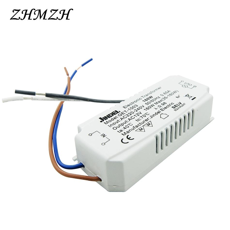 JINDELI AC220V į AC12V elektroninis transformatorius 60W 105W 120W - Apšvietimo priedai - Nuotrauka 2