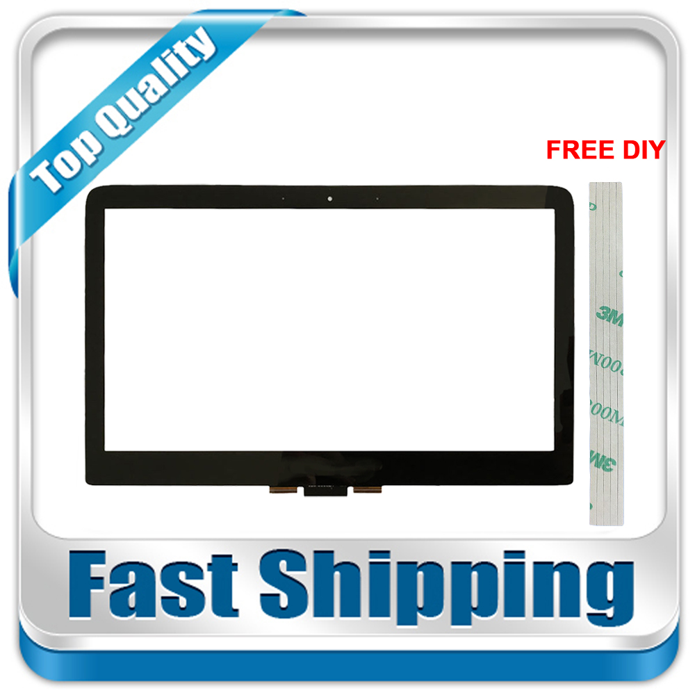 все цены на New For HP X360 Convertible Pavilion 13-S Spectre 13-4000 Replacement Touch Screen Digitizer Glass Black онлайн