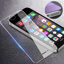 RZP Tempered Glass On The For Apple iPhone 5S 5 SE 5C Screen Protector 9H Anti Blue Light Protective Film Glass For iPhone 5 Se