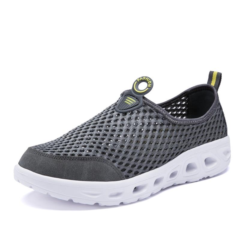 Doppel netto sommer kühl atmungsaktive schuhe casual sneaker