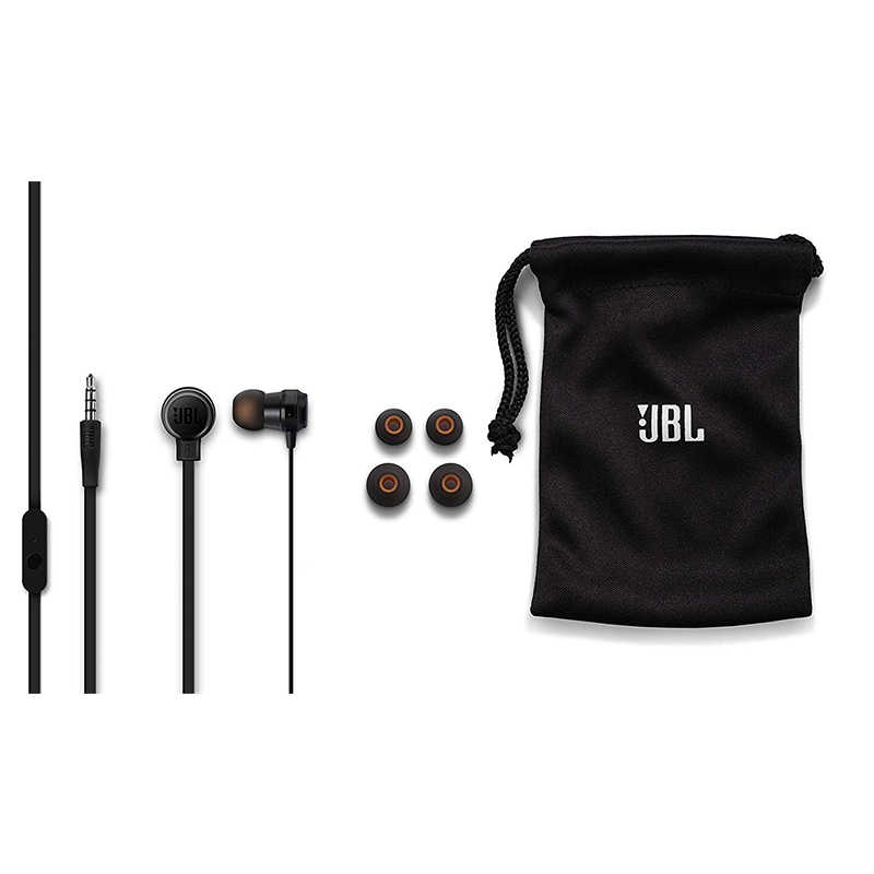 c31921d78c2 ... JBL T280A Stereo In-Ear Headphones with Flat Cable with In-Line 1- ...