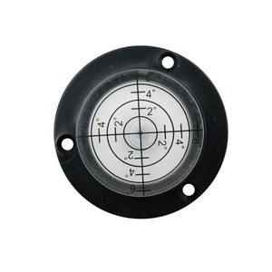 Image 1 - HACCURY 50*17 mm Circular spirit level water level tool Round spirit level  bubble vials Five Styles