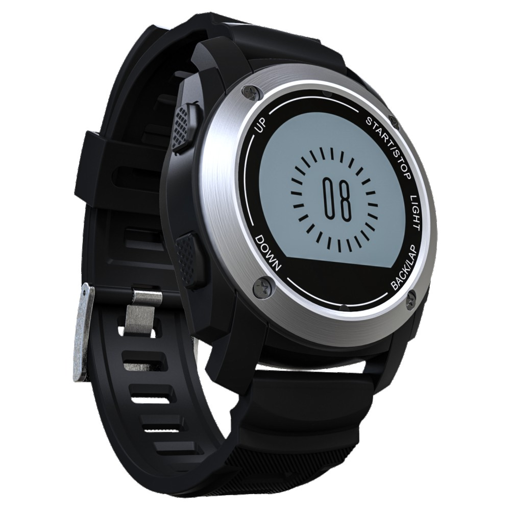 GPS Sport Smart Watch S928 Bluetooth Watch Heart Rate Monitor Pedometer Speed Tracker Pressure Altitude Temperature Waterproof