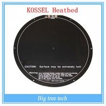 Коссель росток дельта круговой очаг heatbed PCB 3d-принтер headbed дельта 300 мм Коссель бесплатная доставка