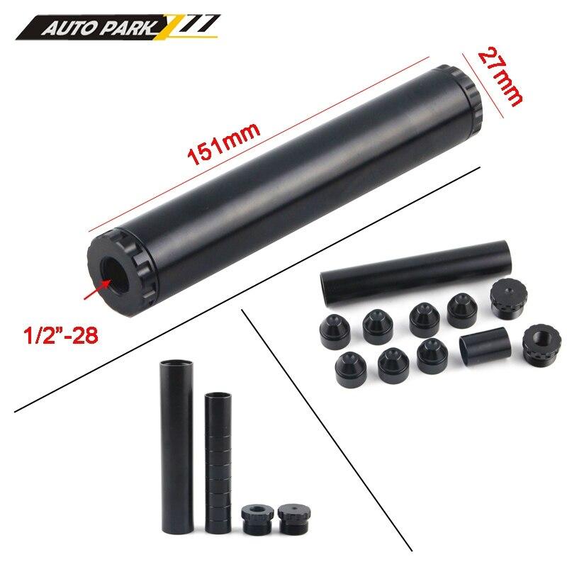 1/2-28 5/8-24 trappola di alluminio di carburante/solvente filtro vestito per NAPA 4003 WIX 24003 QT-4001