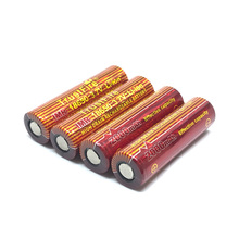 8pcs/lot TrustFire IMR 18650 3.7V 2000mAh High Drain Rechargeable Battery Lithium-ion Batteries For e-cigarette led flashlights