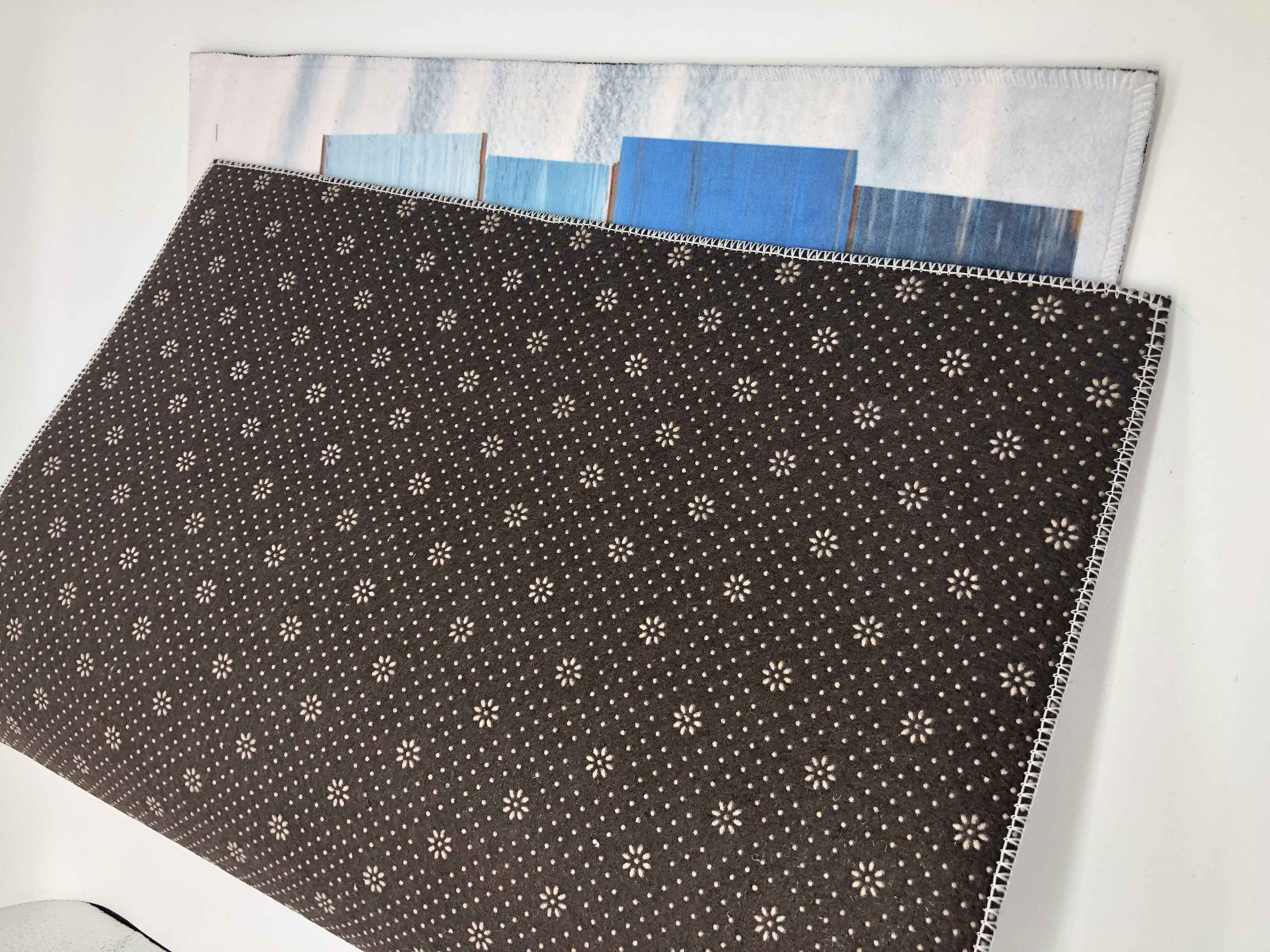 Ananas w kolorze czarnym i białym grafiki wodoodporna tkanina poliestrowa prysznic zestaw zasłon z podłogi wycieraczka dywan do łazienki
