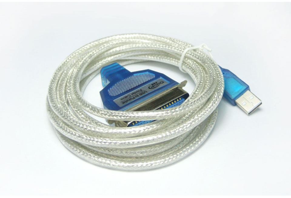 Detail Feedback Questions about USB printer Cable 36 pin data line