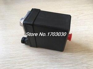 Image 2 - Di Pressione del Compressore daria Interruttore Valvola di Controllo 380 V 20A 175PSI 1 Porta 3 Fase