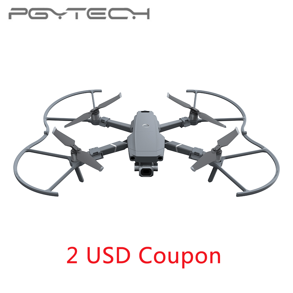 PGYTECH Propeller Guard Protector for DJI Mavic 2 Pro ZOOM Propeller Protector Protection Mavic 2 pro zoom drone Accessories in stock dji mavic propeller cage for mavic pro quadcopter camera drone mavic accessories dji brand new